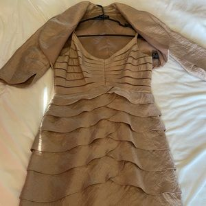 adrianna papell occasions dress
